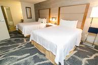 Two Queen Bed One Bedroom Suite