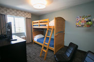 Two Queen Beds Kids Suite (Courtyard View)