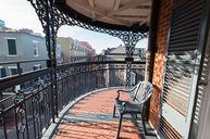 Bourbon Balcony Hospitality Suite