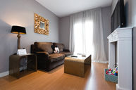Two Rooms and Two Bathrooms Apartment