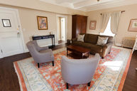 Two Room Suite Queen plus Murphy Bed in Living with Panoramic - Berkerly Hill and SF Bay