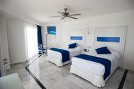 Upper Level Oceanview Double Full Room