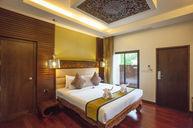 Villa Jacuzzi Room