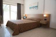 VIP Junior Suite with Sea View or Garden View