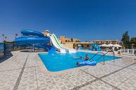 Water Slides Pool