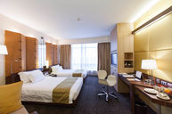 World Club Deluxe Double Twin Room