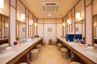 Women's Changing Room and Spa