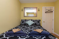 Yellow-Lilly Full Size Bedroom