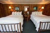 Pine Room, Two Queen Beds