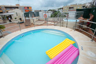 Rooftop Pools & Terrace