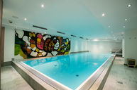 Pool with Sauna