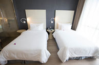 Premier RiverView Twin Room