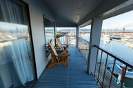 Premium King with Marina View and Balcony