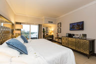 Premium Sea and Golf View Bedroom