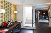 Presidential Suite with Terrace and View