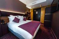 Purple Double Room