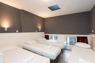 Quad Room Private Facilities