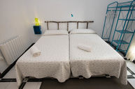 Quadruple Room (Twin bed and Bunk Beds)