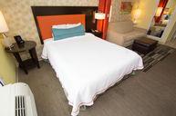 Queen Studio Suite with Sleeper Sofa