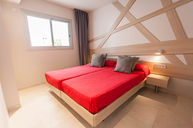 Red Standard Apartment