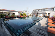 Skylight Rooftop Pool and Bar