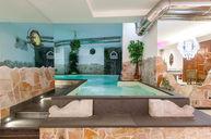 Sea Water Indoor Swimming Pool