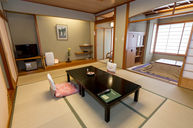 Seseragi No.3 Standard Japanese Style Room with Mt. Fuji View