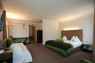 Twin Room (Green)