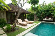 Single Bedroom Pool Villa