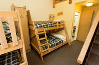 Six Bed Dorm with En Suite Washroom