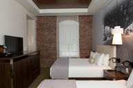 Skyline Room with Double Beds