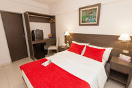 Standard Double Room (Interior View)