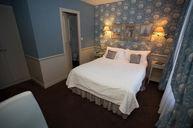 Blue Standard Double Room