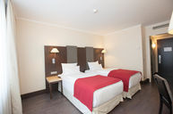 Standard Double Twin Room Red
