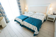 Standard Double Suite with Balcony and Sea View