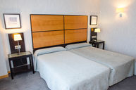 Standard Double Twin Room with Terrace