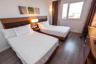 Standard Room twin bed