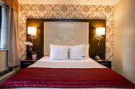 Standard Single Queen Room
