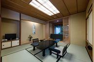 Standard Tatami Room-Tsuta with Open-Air Big Stone Bath