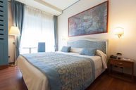Superior Triple Room with Sea Front Balcony