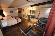 Tenbouro Twin Room with Onsen Bath