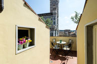 Three Bedroom Apartment with Duomo View (Brunelleschi Penthouse)