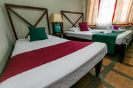 Tower Room (Double and Single Beds)