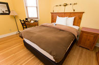 Tower Room One Queen Bed