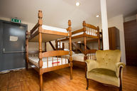 Twelve Bed Mixed Dorm