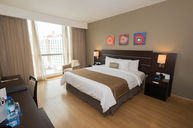 Tryp Room with King Bed