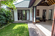Two Bedroom Garden Villa