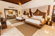 Two Bedroom Luxury Pool Villa
