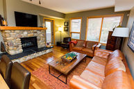 Two Bedroom Suite Rundle Range and Haling Peak View