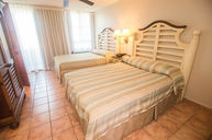 Two Bedroom Villa Room